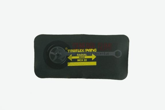 Radiál tapasz MCX22  75x155 mm