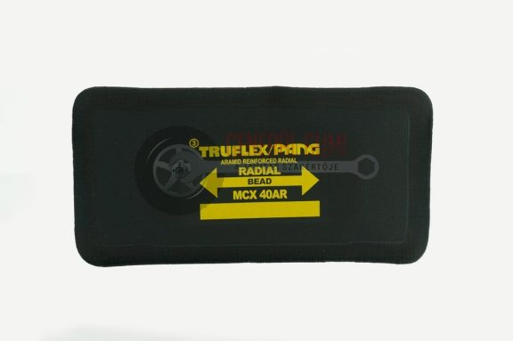 Radiál tapasz MCX40 AR  100x190 mm