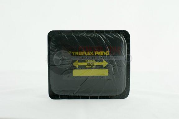 Radiál tapasz MSX35 TR csak futófelületre!  130x180 mm