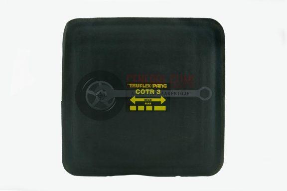 Diagonál tapasz földmunkagép COTR3  290x290 mm