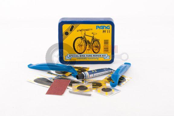 Javító készlet Pf11 Kerékpár tömlőhöz, 7 ml oldattal