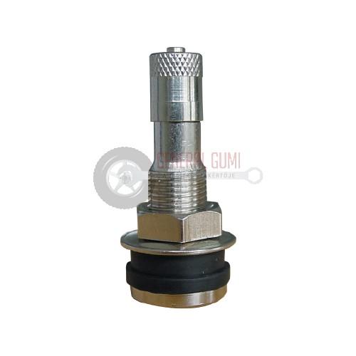 Személyautó-kisteher fémszelep, L36,5/15,7 mm, BAOLONG TR416 (V2-05-2)