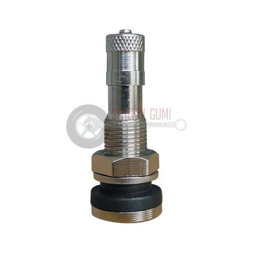 Személyautó-kisteher fémszelep, L36,5/11,3 mm, BAOLONG TR416S (V2-05-1)
