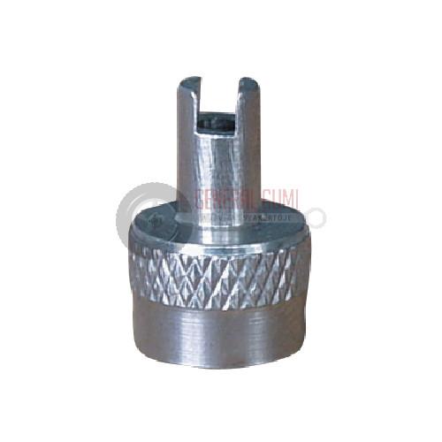 TRVC2 Fém-nikkel szelepsapka, szeleptűkitekerös, BL