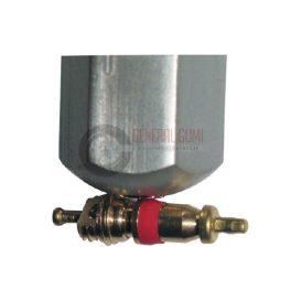VT01S-4 Szeleptű tekerő, fém, mágneses, BL