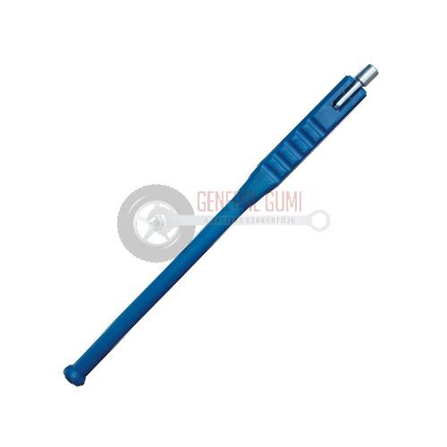 VT04P Műanyag szelepbehúzó, kék, BL