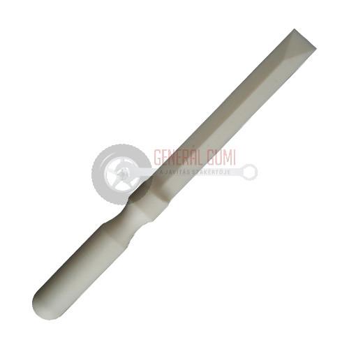 WT11 Műanyag súlyleszedő, fehér, BL