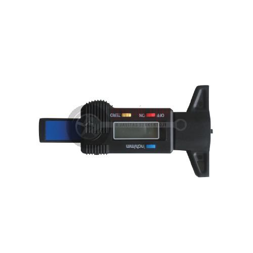 TDG07 Profilmélységmérő, digitális, 0-25 mm, BL