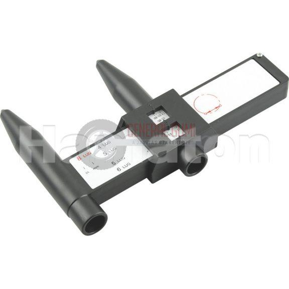 Osztókörmérő, műanyag, HT-1440