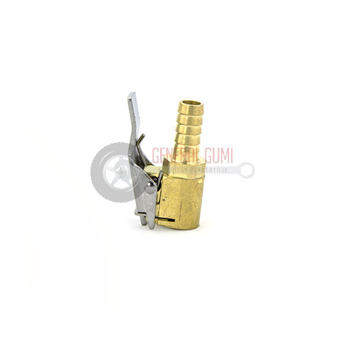 Csatos pumpavég, nyitott, réz, D8mm, WONDER 292