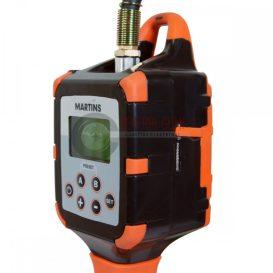 MARTINS MHA-100 digitális kézi automata abroncstöltő, 1,83 m tömlővel, 12 bár