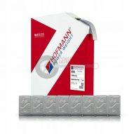 Ragasztható vassúly tekercs, HOFMANN SPEEDLINER, 355, 1000x5g, 5 kg/tekercs, bevonatos szürke