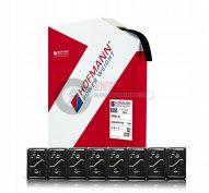Ragasztható vassúly tekercs, HOFMANN SPEEDLINER, 355, 1000x5g, 5 kg/tekercs, bevonatos fekete