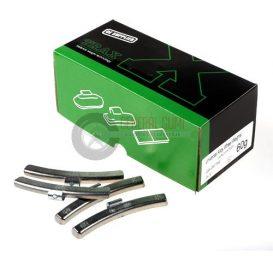 Cinksúly acélfelnire, TRAX 200X, 60 g, bevonat nélküli
