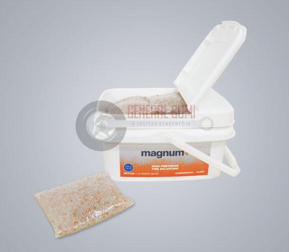 Centrírozó gyöngy zacskós, MAGNUM +  MFP400