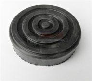 GP1 gumipogácsa hidraulikus emelőhöz, D100 mm
