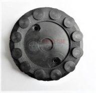 GP2 gumipogácsa csápos emelőhöz, D115 mm