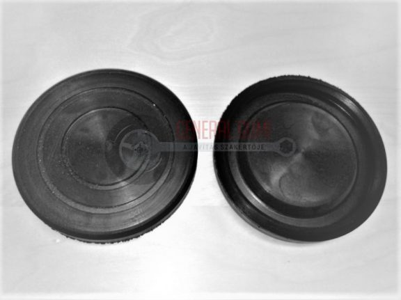 GP6 gumipogácsa, WINNTEC Y420303 emelőhöz, D135 mm