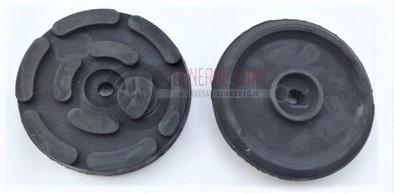 GP10 gumipogácsa csápos emelőhöz, D140 mm