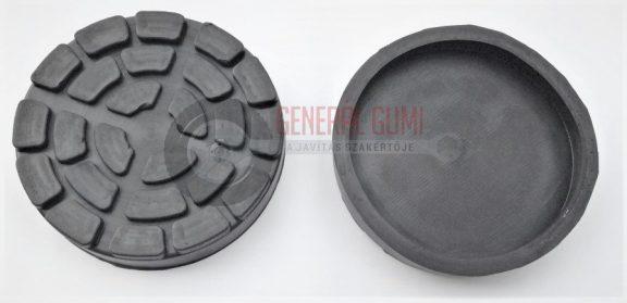 GP13 gumipogácsa csápos emelőhöz, D145 mm