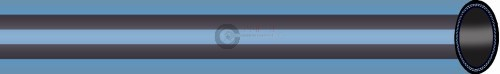 CONTITECH levegőcső, PRESSLUFT PARKING Ø10x3,5 mm