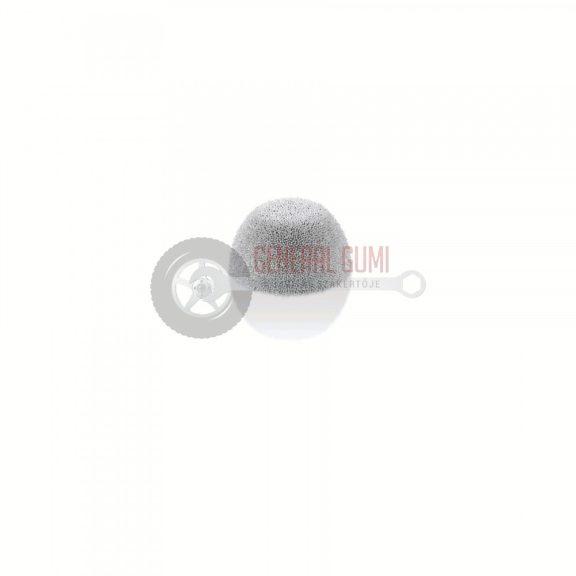 RH140 karbidszemcsés horzsolódóm, D31,7X19/9,5X24 menet/G-170